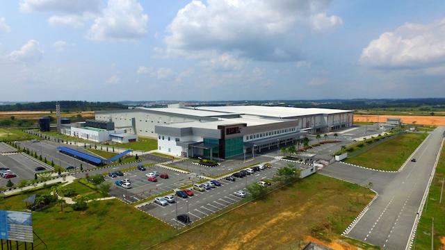 Hershey Factory, Johor