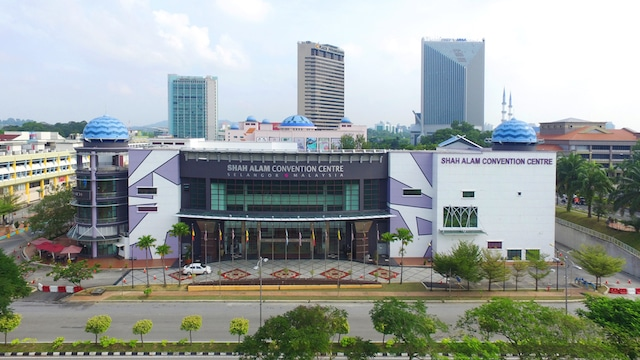 SACC Convention Center