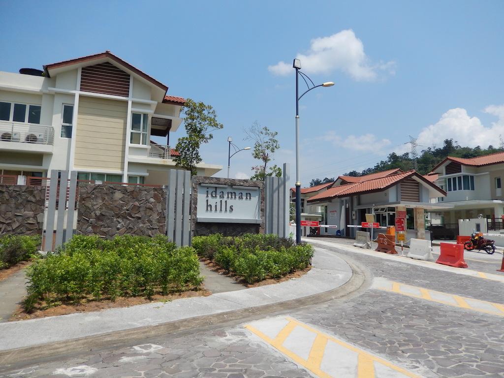Idaman Hills