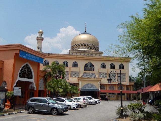 Masjid Salehuddin Al-Ayyubi, Taman Melati, KL
