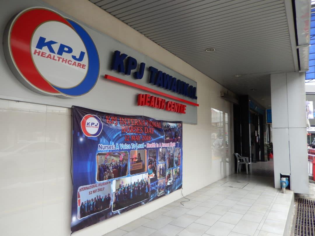 KPJ Tawakkal Health Centre