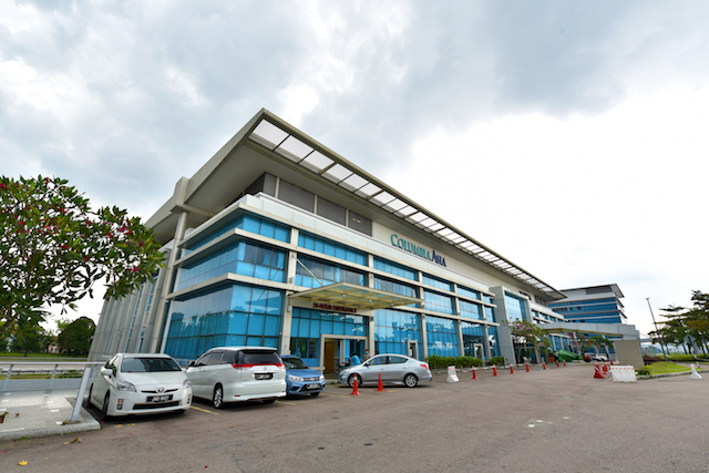 Columbia Asia Hospital, Iskandar Puteri, Johor